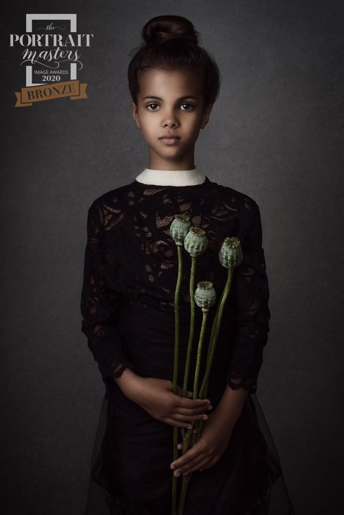 Jaliyah Portrait Masters Awards 2020 afbeelding